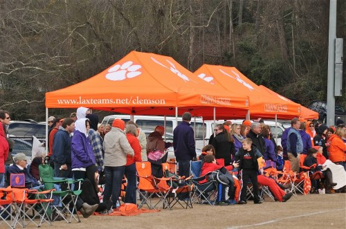 And thanks to the generosity of the Branton (Alex u002714) Haile (Connor u002714 Crosby u002715) Maher (Mike u002714) and Stinchcomb (Kyle u002714) families ... & CLEMSON MENu0027S LACROSSE