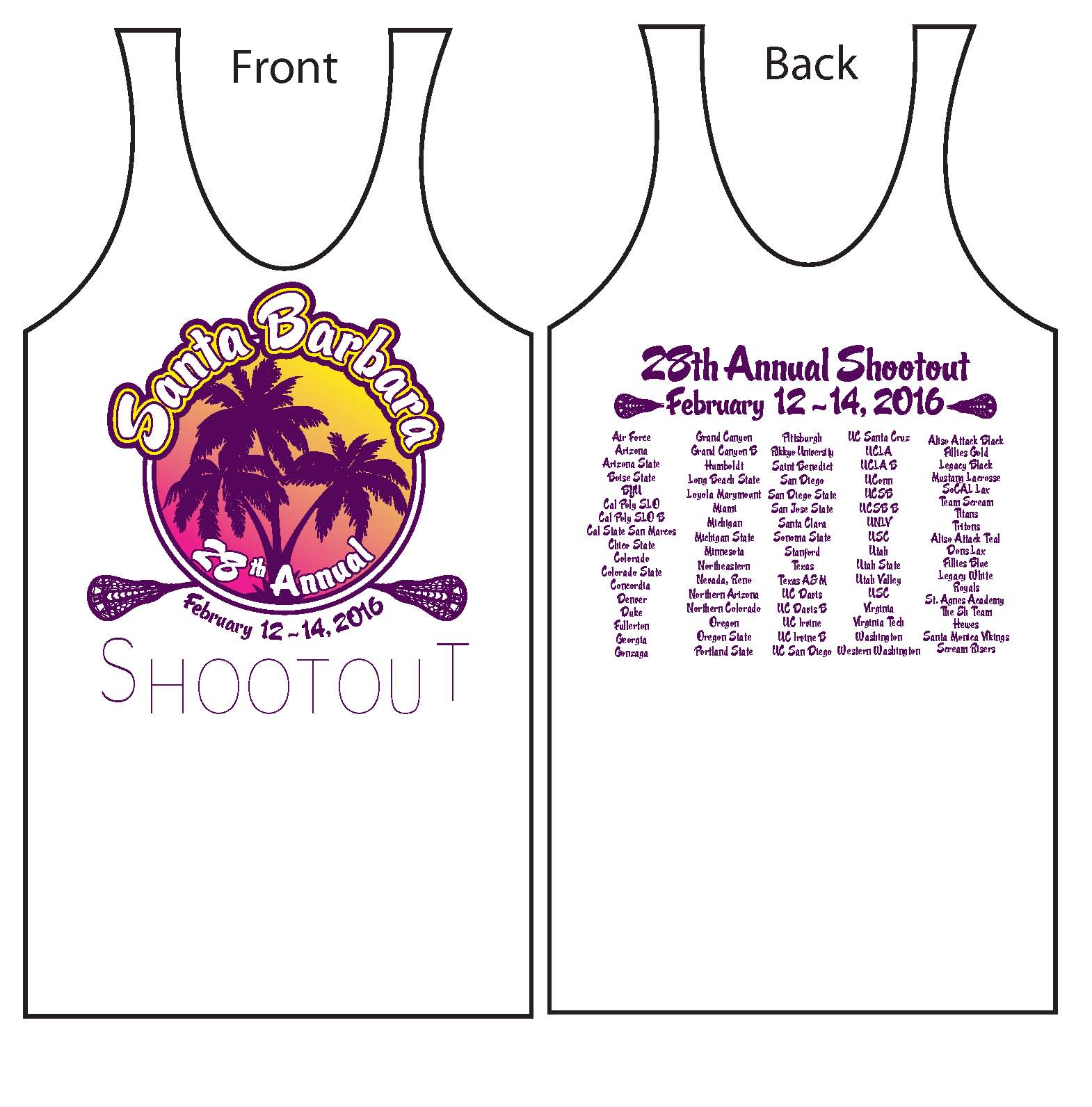Shootou Shirt